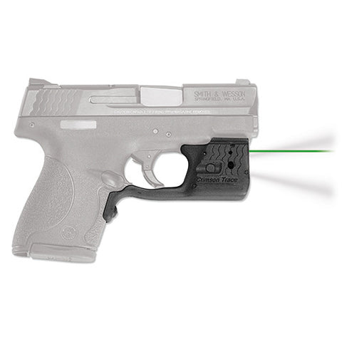 Crimson Trace Laserguard Pro M&P Shield, Green, Boxed