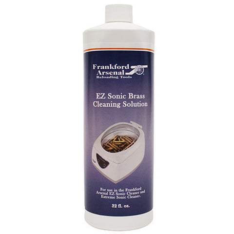 Frankford Arsenal Ultrasonic Cleaning Solution Brass