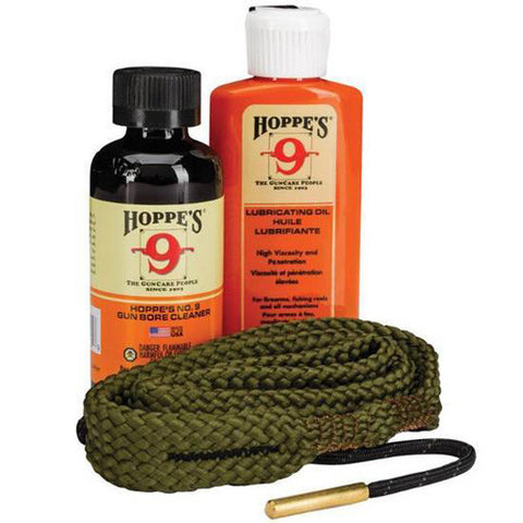 Hoppes 22 Caliber Pistol Cleaning Kit, Clam