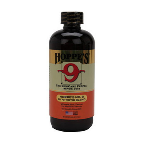 Hoppes No 9 Synthetic Blend Gun Bore Cleaner 16 oz