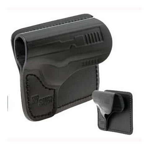 SigTac Pocket Holster P238 Blk Leather