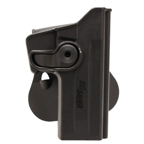 SigTac Retention Roto Paddle Holster P220, Black Polymer