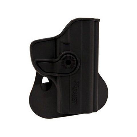 SigTac Retention Roto Paddle Holster P239 9mm, Black Polymer