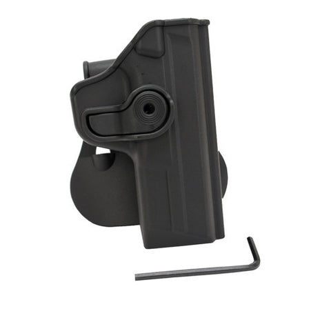 SigTac Retention Roto Paddle Holster S&W M&P 9mm/40 S&W