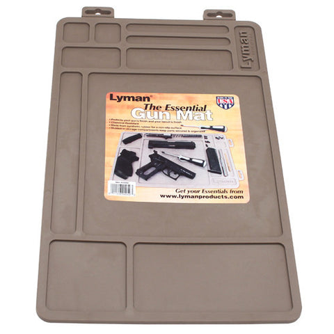 "Lyman ""Essential"" Gun Maintenance Mat"