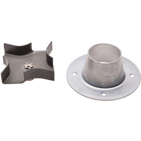Moultrie Feeders Metal Spin Plate and Funnel Kit  sc 1 st  White Knight Supply & Moultrie Feeders Metal Spin Plate and Funnel Kit \u2013 White Knight Supply