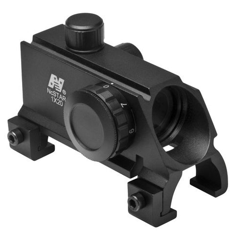 NcStar Red Dot Sight 1x20, MP5, HK Claw Mount