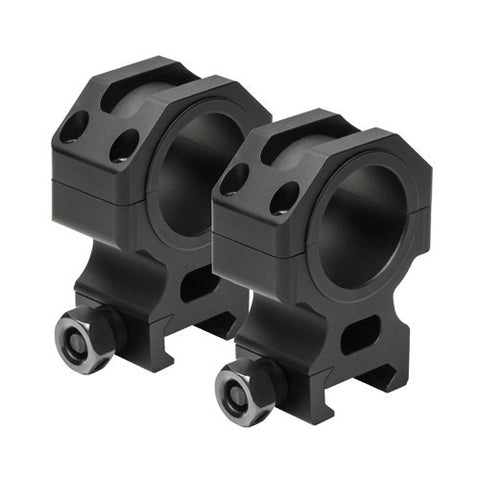 "NcStar 30mm Tactical Rings 1.3"" Height"