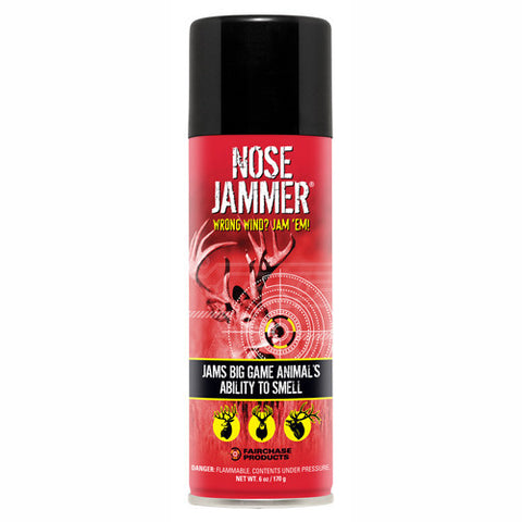 Nose Jammer 6 oz Aerosol Field Spray Single