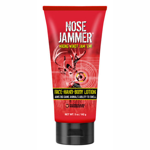 Nose Jammer 5 oz Face-Hand-Body Lotion Single