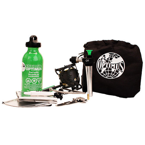 Optimus Polaris Optifuel w/0.4L Fuel Bottle