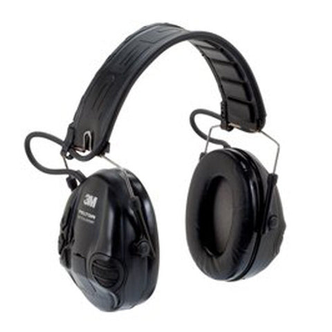 Peltor Tactical Sport Headset Black  1/case
