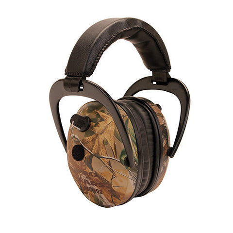 Pro Ears Pro 300 Noise Reduction Rating 26dB, Realtree APG