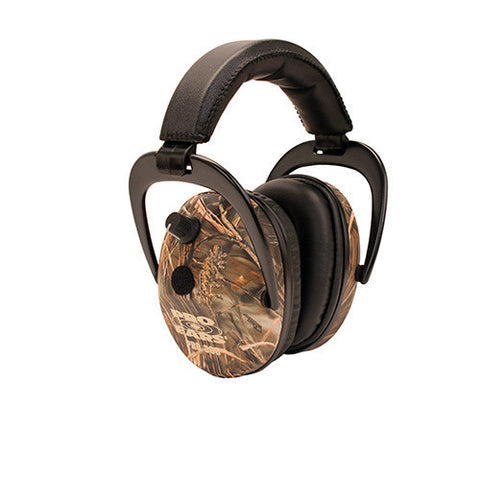 Pro Ears Pro 300 Noise Reduction Rating 26dB, Realtree Advantage Max4
