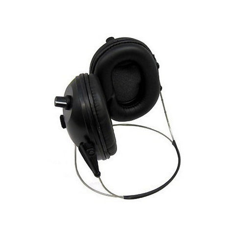 Pro Ears Pro Tac 300 Noise Reduction Rating 26dB, Behind The Head, Black