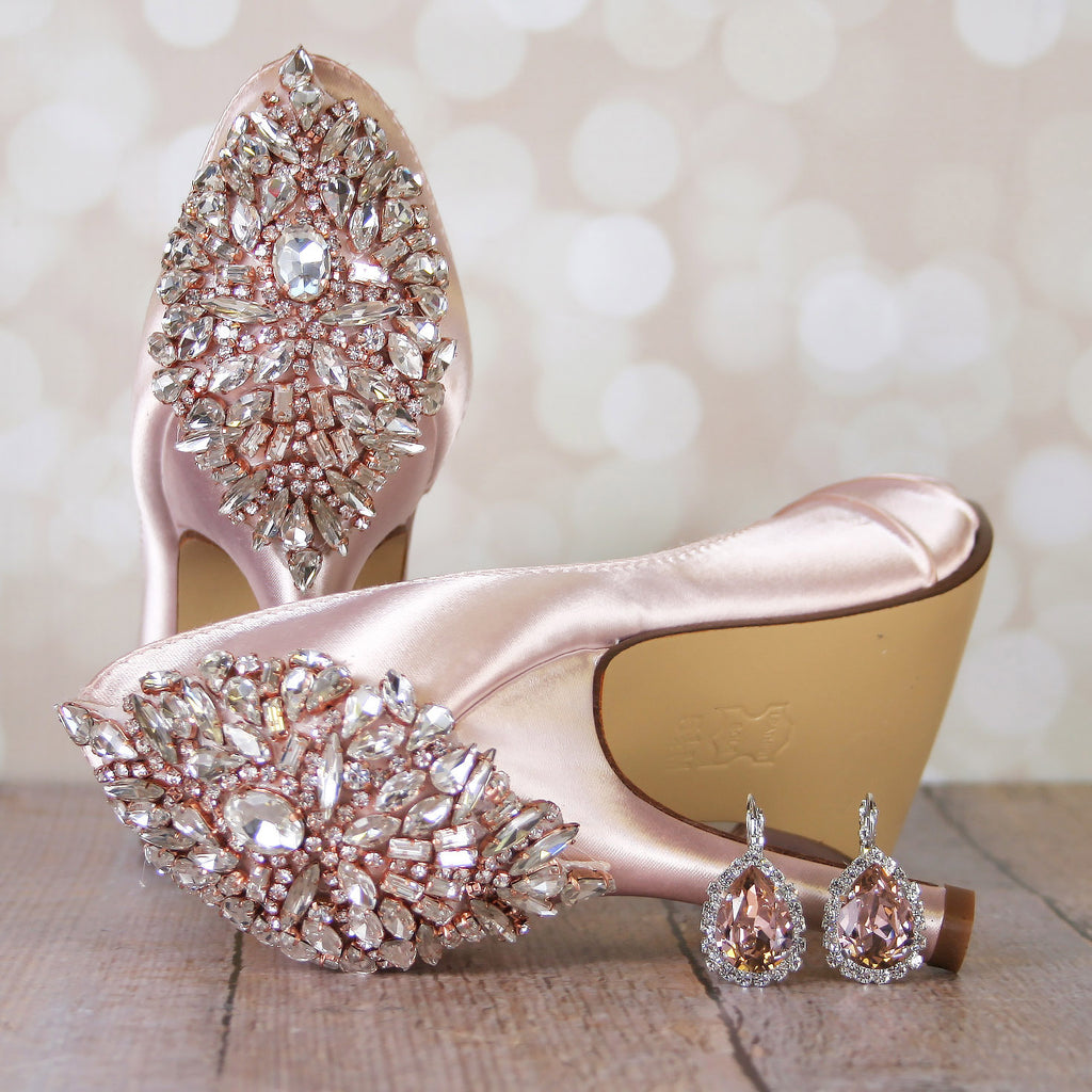 Looking For Your Wedding Day Custom Wedding Shoes?