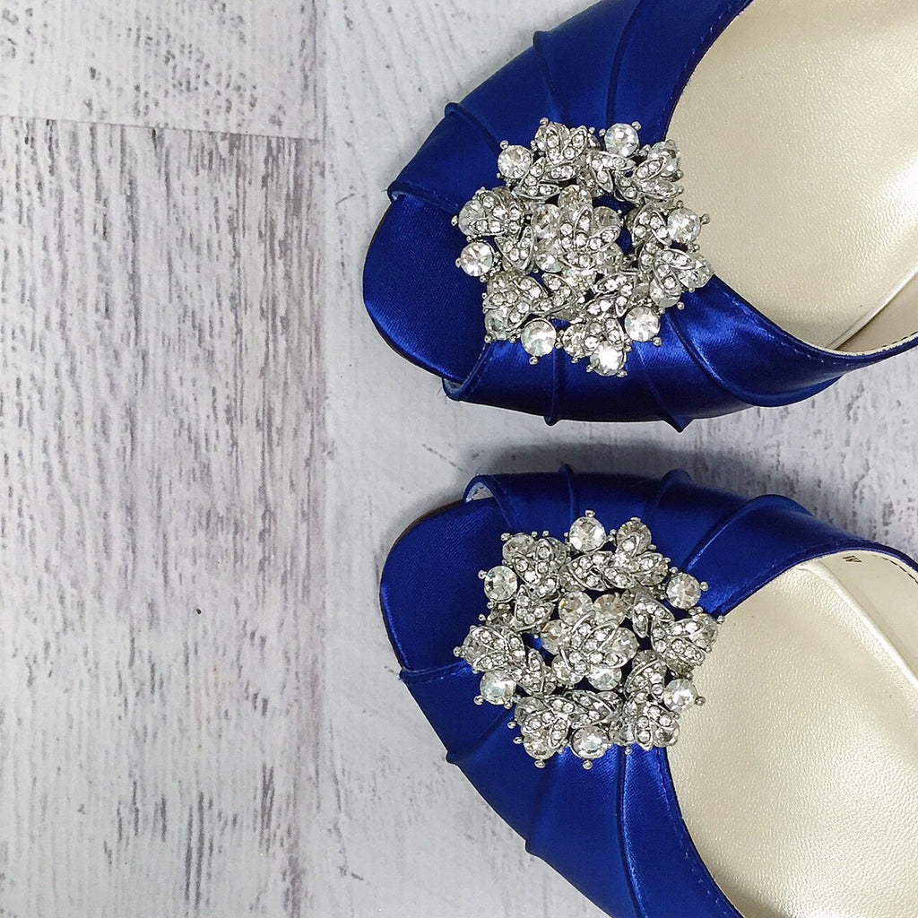 Low Heel Wedding Shoes Can Be Beautiful and Comfortable
