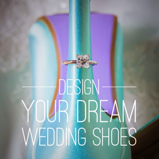 Design Your Dream Wedding Shoes
