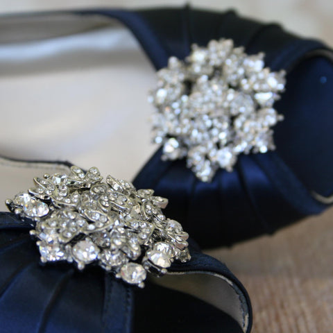 Navy Blue Wedding Shoes Ellie Wren Reviews