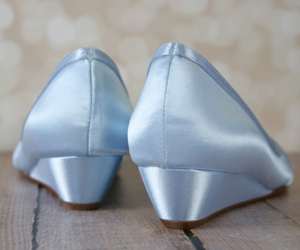 46eaf15e82d ... Honey Wedding Shoes with Simple Adornment - Ellie Wren