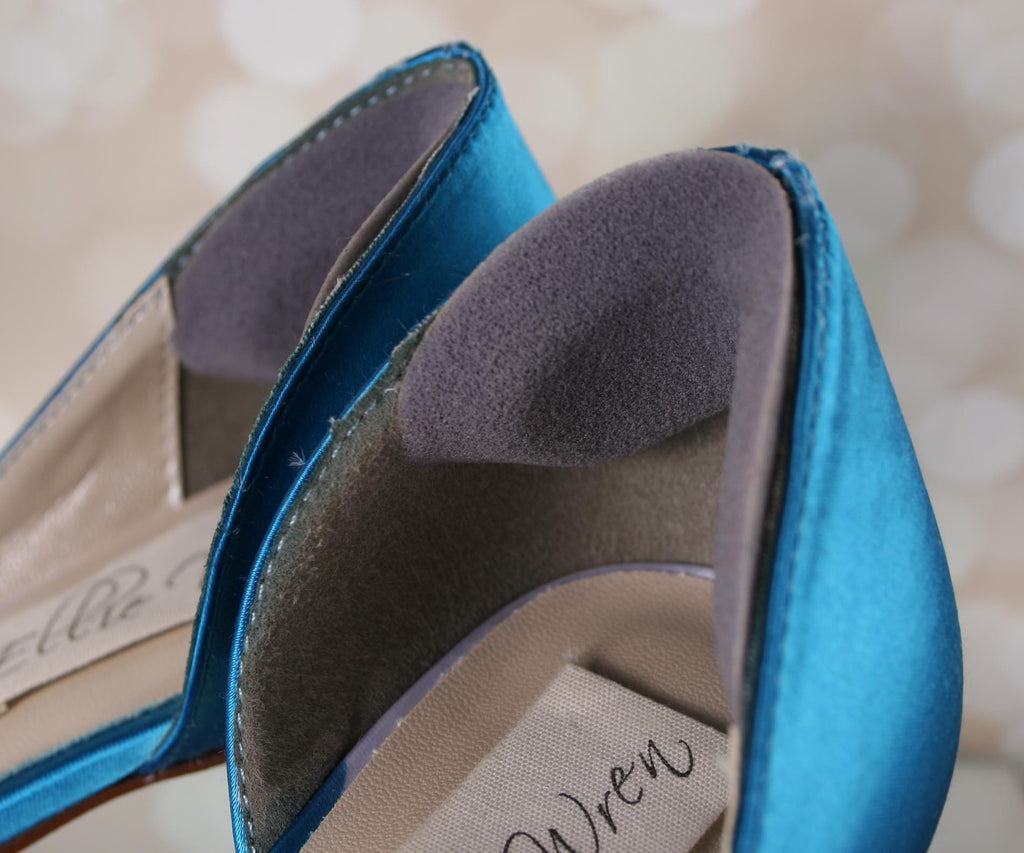 Heel Snugs: Foam Pads to Make Your Shoes Fit Smaller - Ellie Wren