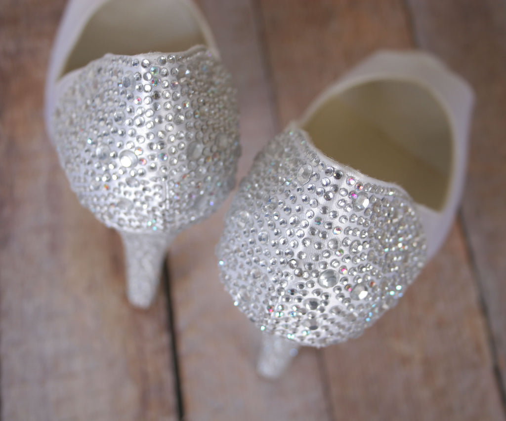 d89e8a14b31a ... Starry Wedding Shoes (Color May Be Customized) - Ellie Wren ...