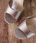 Taupe Manhattan Wedding Shoes by Paradox London - Ellie Wren