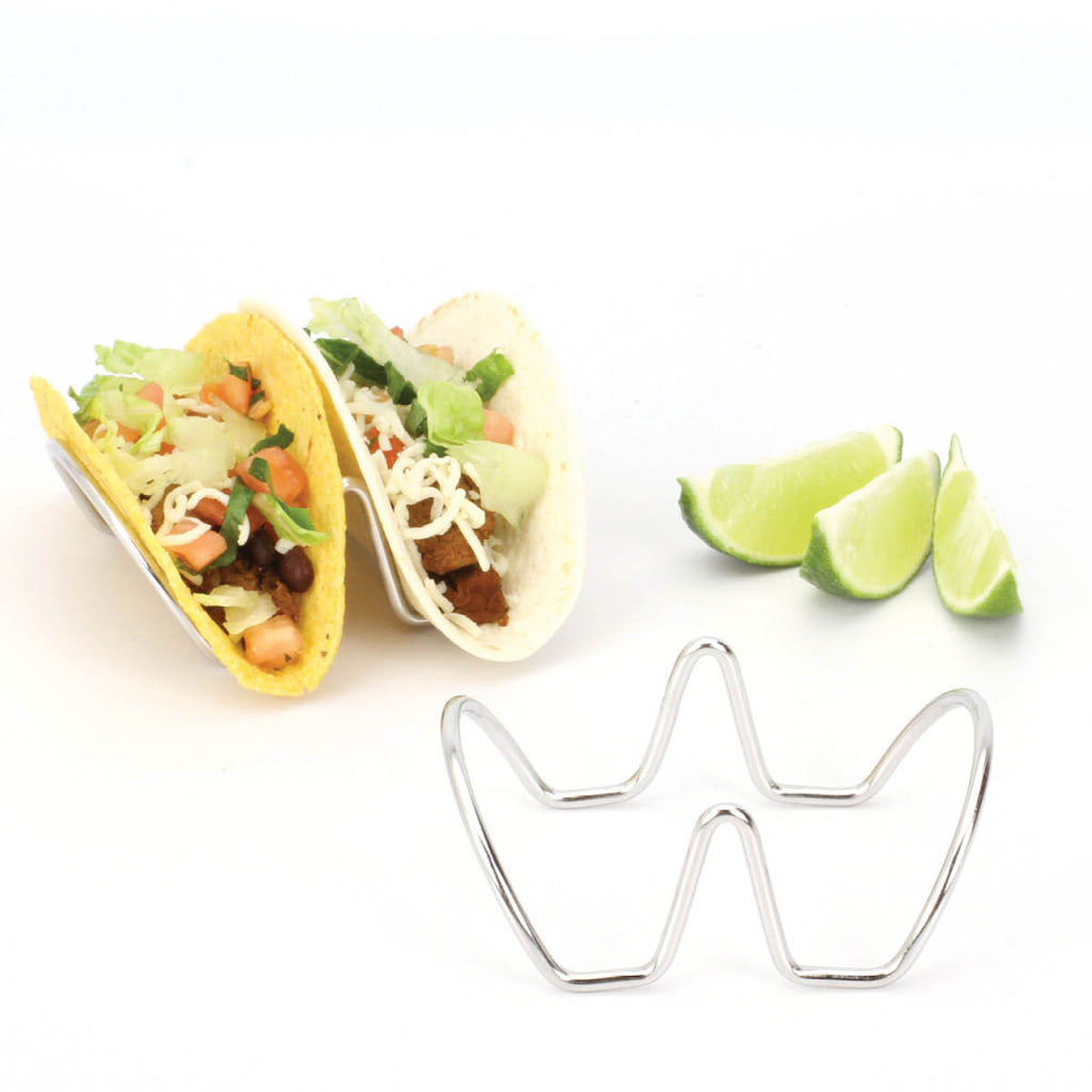 Taco Holders / Stands (2 Pack - Holds 2 Tacos Each)