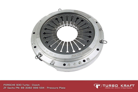 Clutch Pressure Plate : Lightweight HP 594