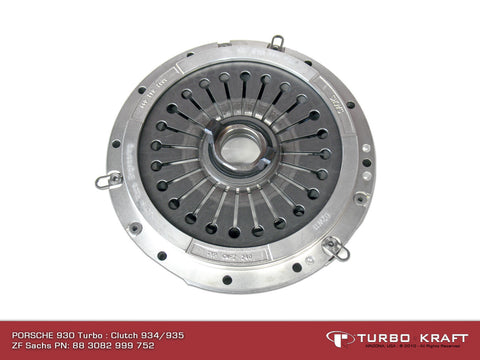 Clutch Pressure Plate : Lightweight UHP 752