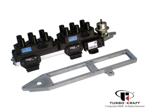 Coil Pack Rack -Twin Plug