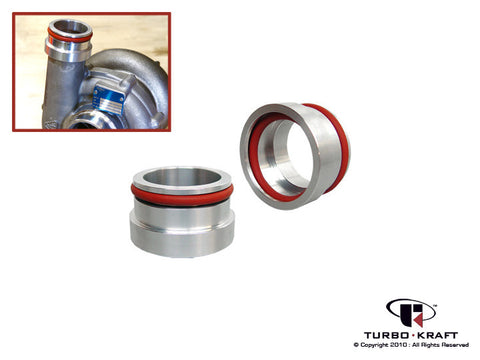 Turbocharger : Borg Warner / KKK Compressor Outlet Adapter