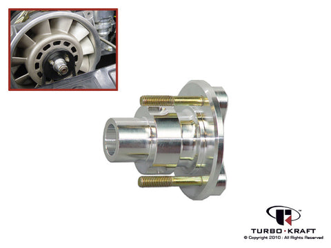 RS Solid Fan Drive Hub   [Genuine Porsche]