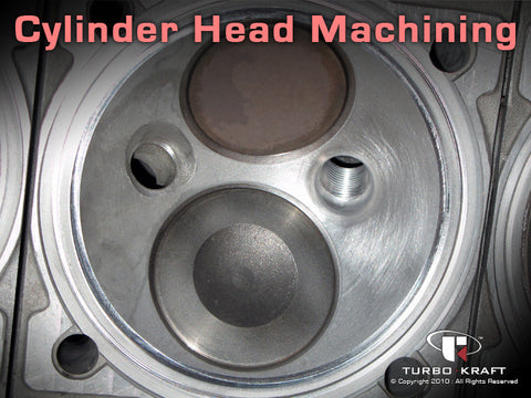 Machine : Cylinder Head (Multiple Versions/Options)
