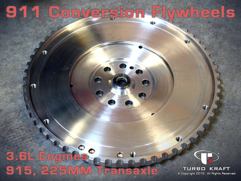 Flywheel : Engine Conversion