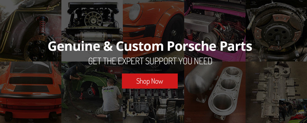 TurboKraft - Genuine and Custom Porsche Parts
