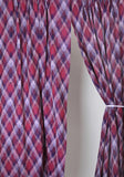 Ikat Curtain Panel