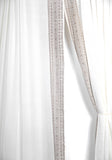 Jacquard Sheer Curtain