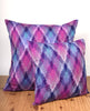 "24"" Ikat Floor Pillow"