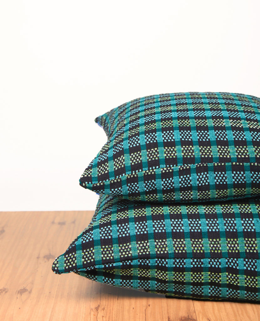 Handwoven Floor Pillow