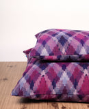 "24"" Ikat Decorative Floor Pillow"