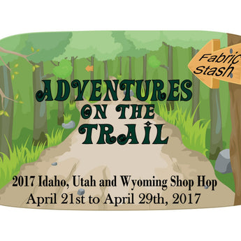 On The Trail Shop Hop - Quilting Event