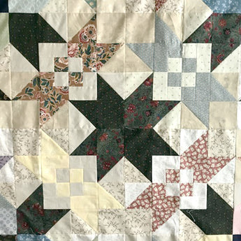Southern Hospitality Quilt Project