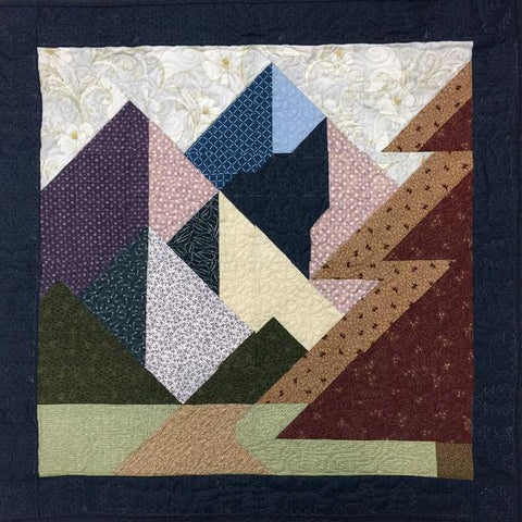 Shop Hop Quilt Block version A