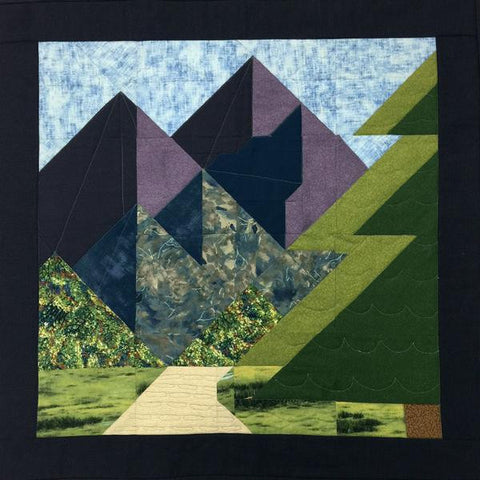 Shop Hop Quilt Block version C