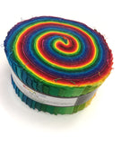 Robert Kaufman Kona Rainbow Jelly Roll