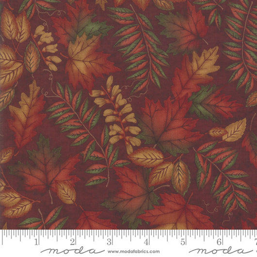Country Charm North Woods Rustic Red 6791 16