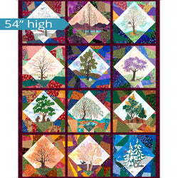 His Majesty the Tree Picture Patches Panel-Multi 164927559 X
