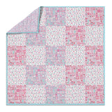 Lovey Dovey Baby Quilt Kit Blanket