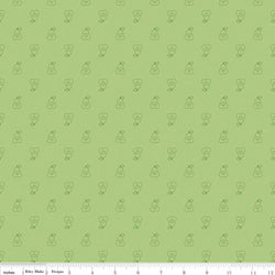 Basics Pear Green C6406 Green